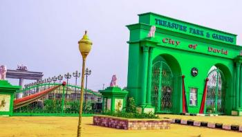 Treasure Parks and Gardens Land, Lagos/ibadan Express Way, Beside Redeem New Auditorium, Simawa, Ogun, Residential Land for Sale