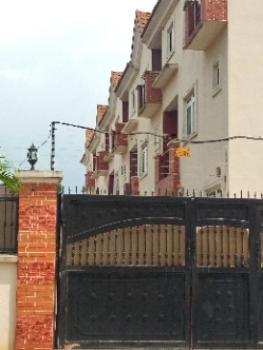 4 Bedroom Terraced Duplex, Off Aguyi Ironsi By Regency School, Maitama District, Abuja, Terraced Duplex for Rent