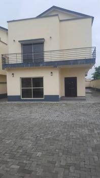 Exquisite 4 Bedroom Fully Detached Duplex with Excellent Facilities and 2 Rooms Servant Quarter, Elf Bustop, Lekki, Lagos, Detached Duplex for Sale