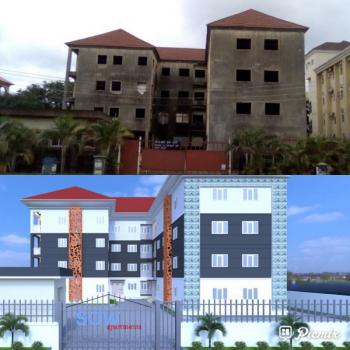Luxury 2 Bedroom Flat at 80% Completion, After The Police Station, Life Camp, Gwarinpa, Abuja, Flat for Sale