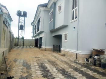 Newly Built 2 Bedroom Flat with Federal Light, Rukpokwu, Port Harcourt, Rivers, Flat for Rent