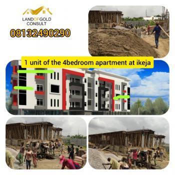 Luxurious 4 Bedroom Apartment, Opebi, Ikeja, Lagos, House for Sale