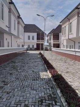 Exotically Finished 4 Bedroom Semi Detached Duplex with Bq.  Pay and Pack in, Creek Avenue Court, After Chevron Toll Gate, Ikota, Jakande, Lekki, Lagos, Semi-detached Duplex for Sale