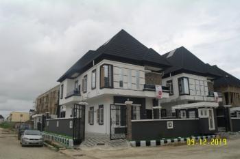 Luxury 4  Bedrooms Detached Duplex with a Room Bq, Oral Estate, Lekki Phase 2, Lekki, Lagos, Detached Duplex for Sale
