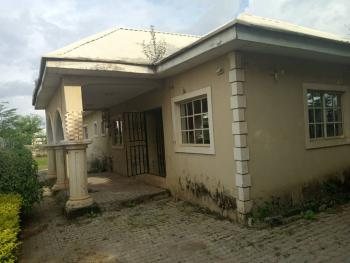 a Fairly Maintained Detached Bungalow with Massive Space, Saraha Main Estate, 4 Minutes From Express Via a Tarred Access, Lokogoma District, Abuja, Detached Bungalow for Sale