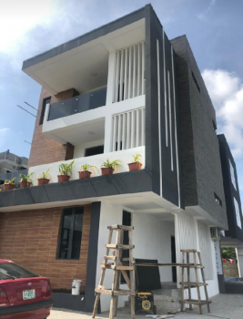 Luxury New and Exquisitely Built Property, Banana Island, Ikoyi, Lagos, Detached Duplex for Sale