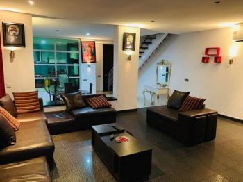 4 Bedroom Duplex, Off Emmanuel Keshi, Gra, Magodo, Lagos, Semi-detached Duplex Short Let