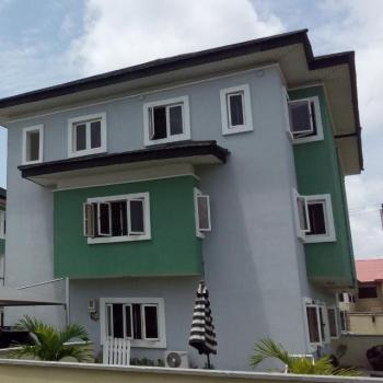4 Bedroom Terrace with Bq, Agungi, Lekki, Lagos, Terraced Duplex for Rent