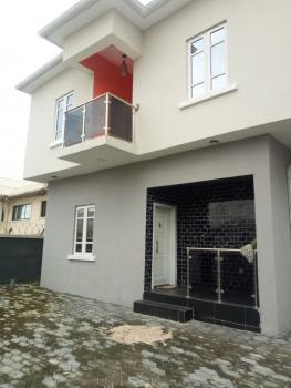 Brand New 4 Bedroom Duplex, Thomas Estate, Ajah, Lagos, House for Sale