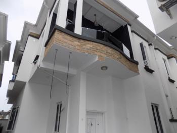 4 Bedroom Semi Detached Duplex with Bq in a Gated Estate, Osapa, Lekki, Lagos, Semi-detached Duplex for Rent