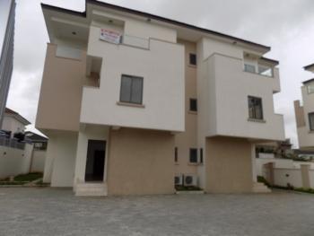 4 Bedroom Semi Detached Duplex with Bq, Banana Island, Ikoyi, Lagos, Semi-detached Duplex for Rent