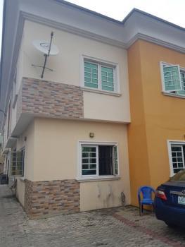 Beautiful 3 Bedroom Flat All En-suite at Osapa, Osapa, Lekki, Lagos, Flat for Rent