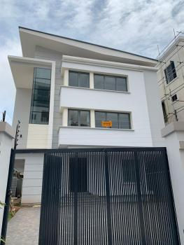 Newly Finished 4 Bedroom Family Home  with  2 Room Boys Quarters., Mojisola Onikoyi Estate, Ikoyi, Lagos, Semi-detached Duplex for Sale