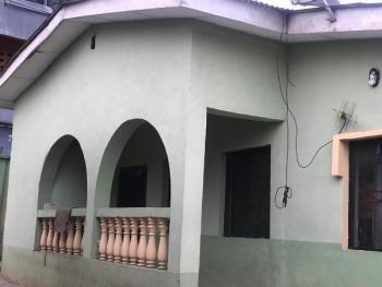 a Self Living 3 Bedroom Bungalow with an Uncompleted 2 Nos of 3 Bedroom Flat on a Full Plot of Land Fenced with Gate, Magboro, Ogun, Detached Bungalow for Sale