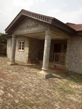 (95% Completed)  5 Bedroom Bungalow, Oreyo Road, Igbogbo, Ikorodu, Lagos, Terraced Bungalow for Sale