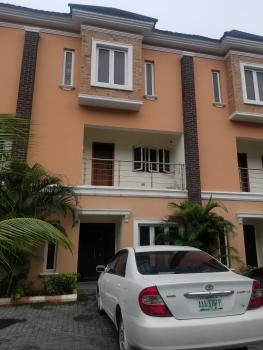 Serviced 4-bedroom Terraced House, Osapa, Lekki, Lagos, Terraced Duplex for Rent