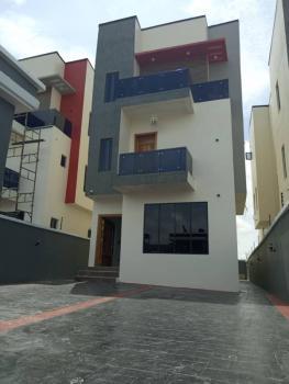 Luxury 5 Bedroom Detached Duplex, Behind Mega Chicken, Lekki Phase 2, Lekki, Lagos, Detached Duplex for Sale