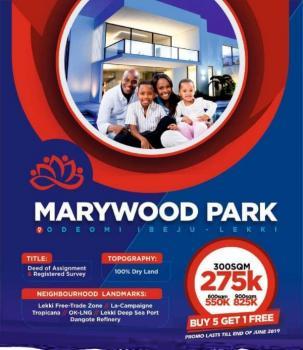 Safe and Affordable Land, Odeomi, Mafogunde, Ibeju Lekki, Lagos, Mixed-use Land for Sale
