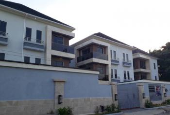 4 Bedroom Luxury Terraced with Swimming Pool and Gym, Off Bourdillion Road, About 3 Minutes From The Ikoyi Link Bridge, Old Ikoyi, Ikoyi, Lagos, Terraced Duplex for Sale