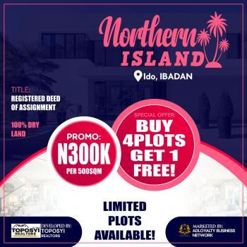 Northern Island Land, Agbara-igbesa, Lagos, Land for Sale