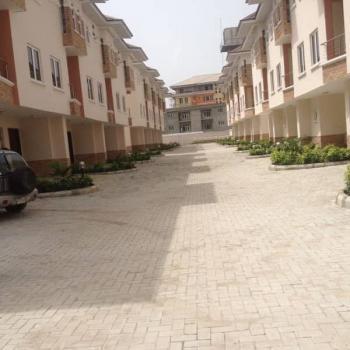4 Bedroom Terraced, Off Orchid Hotel Road, Ikota Villa Estate, Lekki, Lagos, Terraced Duplex for Rent