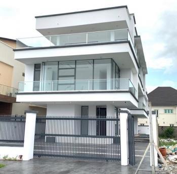 Newly Built 4 Bedroom Ultra Luxury House, Pinnock Beach Estate, Osapa, Lekki, Lagos, Detached Duplex for Sale