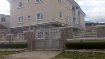 Beautiful and Luxurious 6 Units of Service 3 Bedrooms Flat with Servant Quarter Each,on a Tarred Road& Serene Neighborhood, Wuye, Abuja, Flat for Sale