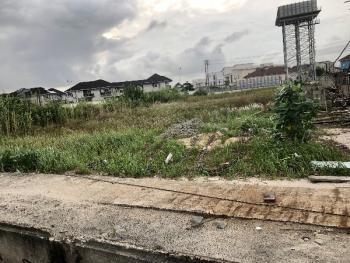 Waterfront Land  Size: 700sqm Land, Pinnock Beach Estate, Osapa, Lekki, Lagos, Residential Land for Sale