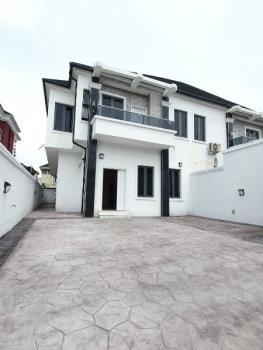 4 Bedroom Semi Detached Duplex with Bq  for Rent at Osapa London Lekki Lagos, Osapa, Lekki, Lagos, Semi-detached Duplex for Rent