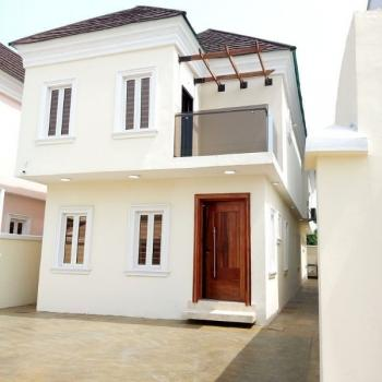 New 4 Bedroom Fully Detached Duplex with Bq, By Admiralty Way,  Freedom Way, Lekki Phase 1, Lekki, Lagos, Detached Duplex for Sale
