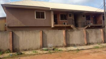 Solid Block of 4 Flats of 3 Bedroom Ensuite on a Full Plot with C of O, Off Liasu Road Egbe, Egbe, Lagos, Block of Flats for Sale