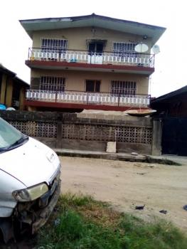 a 2 Storey Block of Flats Consisting 6 Units of 3 Bedroom Flat and 2 Units of 2 Bedroom Flat, Ijesha, Surulere, Lagos, Block of Flats for Sale