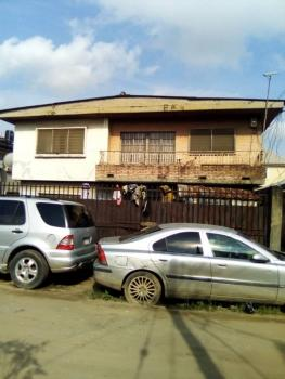 a Block of Flats with 2 Units of 4 Bedroom Flat, 2 Units of 3 Bedroom Flat and 2 Units of 2 Bedroom Bq., Ijesha, Surulere, Lagos, Block of Flats for Sale