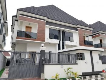 Brand New 4-bedroom Semi-detached House with Bq (mortgage Option Available), Off Chevron Drive, Lekki, Lagos, Semi-detached Duplex for Sale