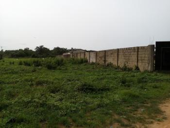 10 Acres of Landed Property Used As Poultry Farm, By T- Junction, Ikorodu- Epe Road, Epe, Lagos, Industrial Land for Sale