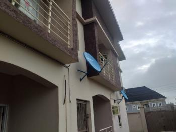 Beautifully Finished Standard 2bedroom Flat in a Well Secured Estate That Visitors Call to Enter, Budo Peninsula Estate Beside God Is Good, Peninsula Garden Estate, Ajah, Lagos, Flat for Rent