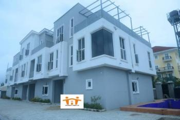 3 Units of 4 Bedroom Terrace Duplex, Lekki Phase 1, Lekki, Lagos, Terraced Duplex for Sale