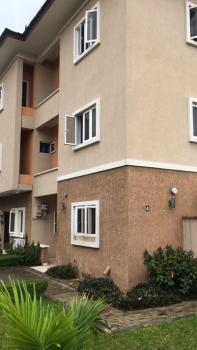 Fully Serviced 4bedroom Terrace Duplex with a Room Bq, Richmond Estate, Ikate Elegushi, Lekki, Lagos, Terraced Duplex for Rent