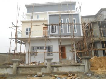 Newly Built 5 Bedroom Detached Duplex with Penthouse and Bq, Acadia Groove Estate, Osapa, Lekki, Lagos, Detached Duplex for Sale
