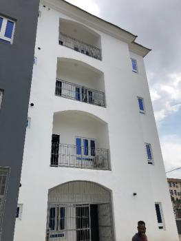 New 2 Bedrooms Apartment with Acs and Generator, Kado, Abuja, Flat for Rent
