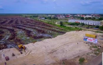 Distress- 16m for 20m Land, Sangotedo,ajah, Facing Express., Sangotedo, Ajah, Lagos, Residential Land for Sale