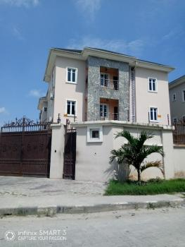 3bedroom Flat with a Bq, Chevy View Estate, Lekki, Lagos, Flat for Rent