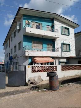 Neat and Clean Block of 3 Bedroom Flats, Off Alhaji Amoo Street, Ojota, Lagos, Block of Flats for Sale