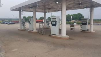 Filling Station, in a Busy Road, Akure, Ondo, Filling Station for Sale