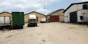 a Bay Warehouse of 13,000sqft with Space Behind for Desired Use, Off Apapa-oshodi Expressway, Toyota Bus Stop., Isolo, Lagos, Warehouse for Rent