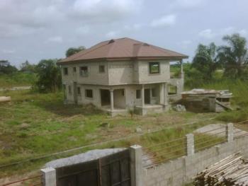 Estate Carcass House on 650sqm, Peninsula Garden Estate, Ajah, Lagos, Residential Land for Sale
