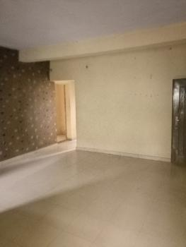 a Fairly Used and Spacious Partly Serviced 2 Bedroom Flat, Alagomeji, Yaba, Lagos, Flat for Rent