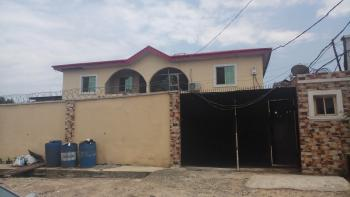 Lovely Miniflat with 2 Toilets & 2 Baths & Car Park in The Compound, Onike, Yaba., Onike, Yaba, Lagos, Mini Flat for Rent