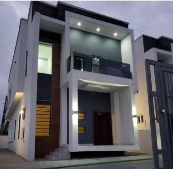 4bedroom Newly Completed Fully Detached Duplex with a Room Bq, Agungi, Agungi, Lekki, Lagos, Detached Duplex for Sale