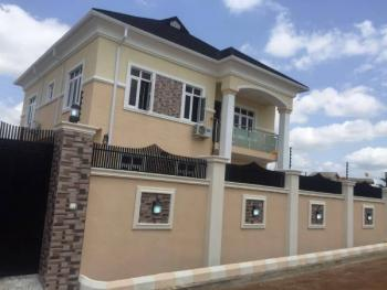 Newly Built of 4 Bedroom Duplex with Latest Facilities Inside with 8 Air Conditioner, Emmanuel Estate Iletuntun, Jericho, Ibadan, Oyo, Detached Duplex for Sale